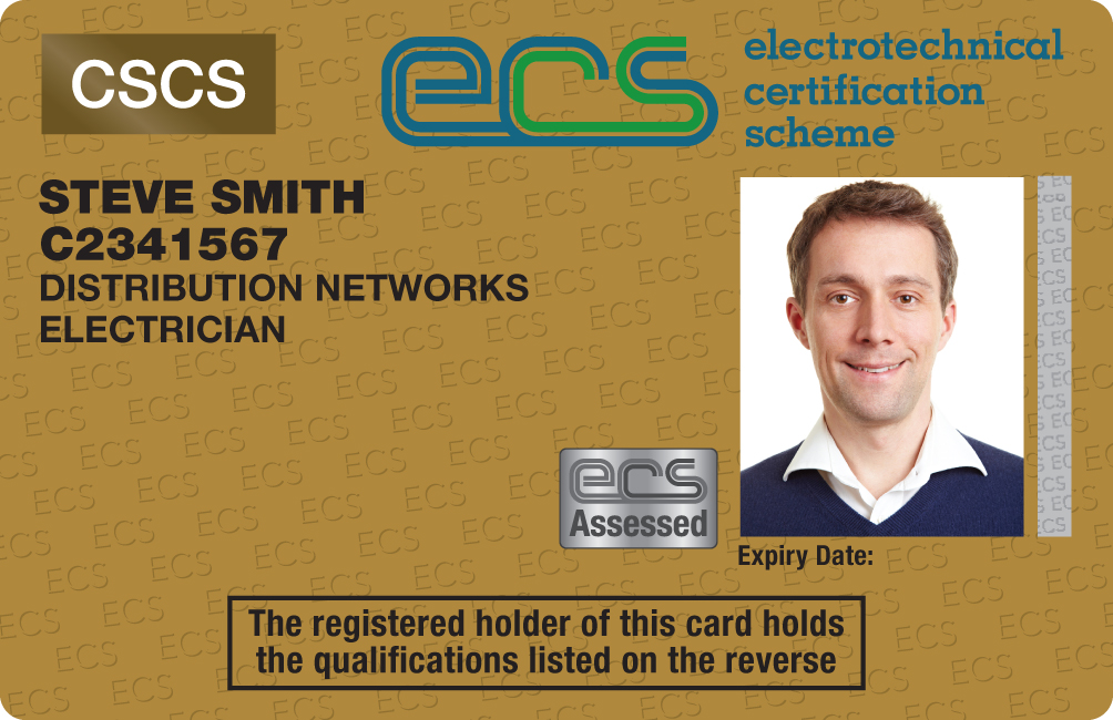 Distribution Networks Electrician Image